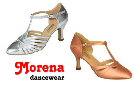cat_photo_ballroom-ladies Her Shoes Morena Dancewear is the one stop shop for all your dancing needs. Whether you dance Salsa, Tango, Ballroom, Latin, Ceroc or any other we have the right dance shoes and dancewear for you. Morena Dancewear is not another online business.